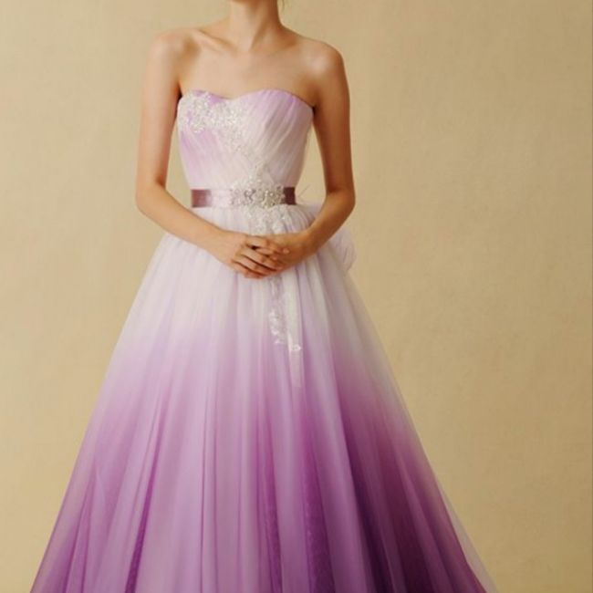Vestido roxo #diadamulher - 6