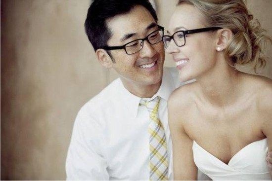 Noiva de óculos de grau: sim ou não? 2