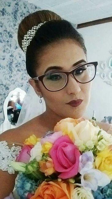 Noiva de óculos de grau: sim ou não? 5
