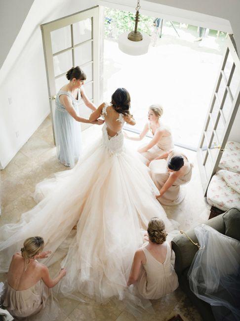 10 motivos para fazer o dia da noiva no local do casamento 2