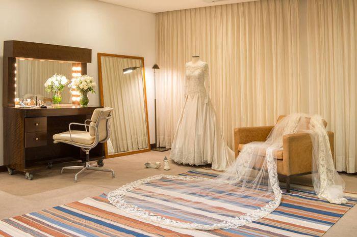 10 motivos para fazer o dia da noiva no local do casamento 6