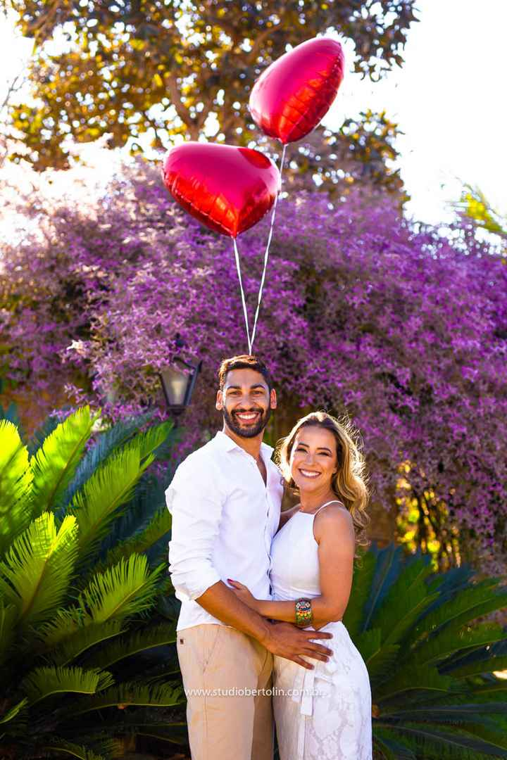 Fotos oficiais: Nosso pré-wedding - 5