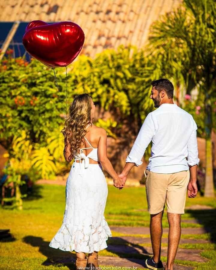 Ensaio pré wedding - 1