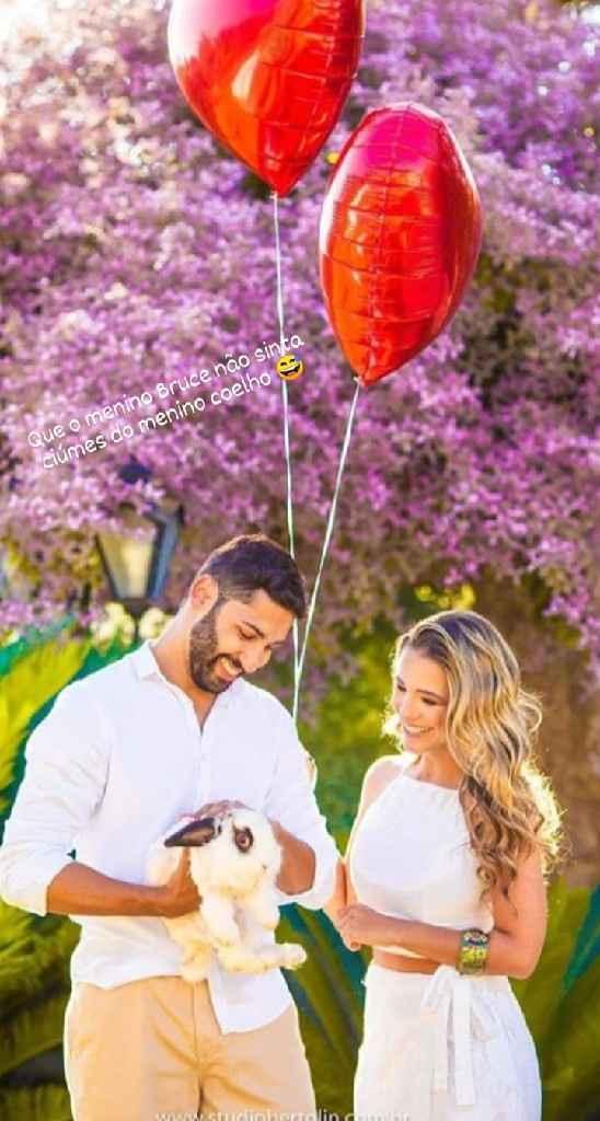 Ensaio pré wedding - 2