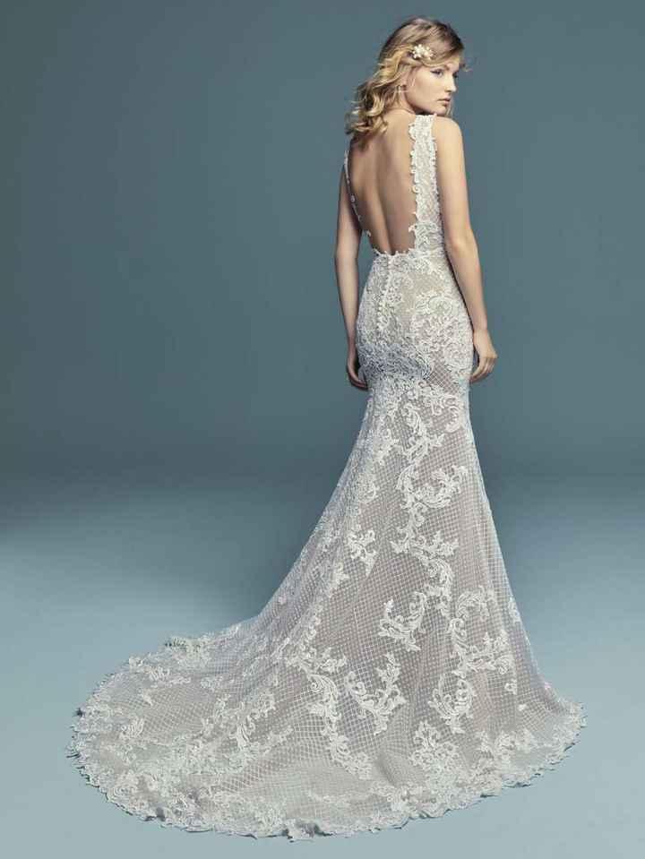 Escolhendo o vestido de noiva 👰 - 2