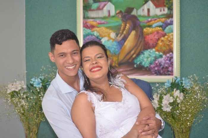 retrospectiva casamenteira: Os casamentos civis que agitaram a Comunidade em 2020 - 6
