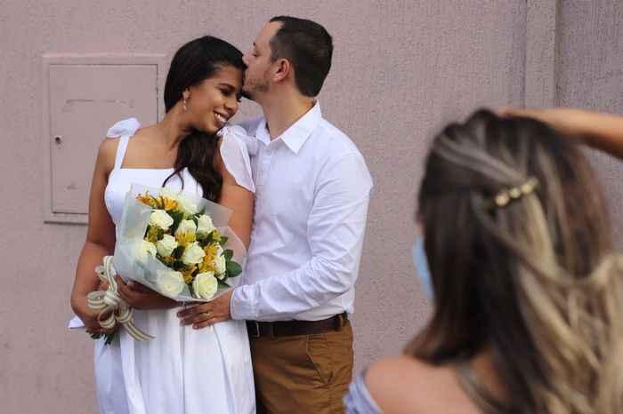 retrospectiva casamenteira: Os casamentos civis que agitaram a Comunidade em 2020 - 7
