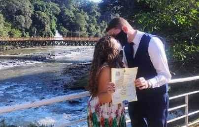 retrospectiva casamenteira: Os casamentos civis que agitaram a Comunidade em 2020 - 10