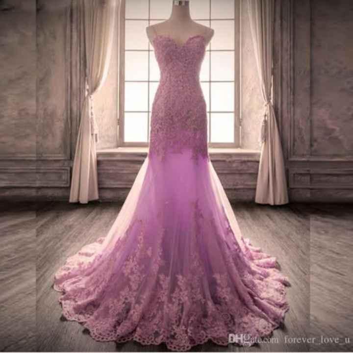 Vestido roxo #diadamulher - 8