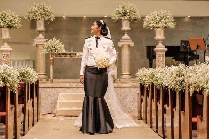 """Noivas sem """"traje de noiva"""", qual sua opinião? - 1"""