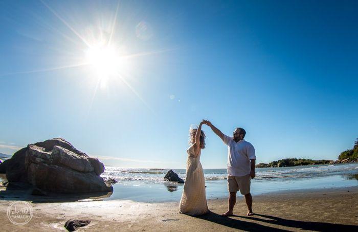 Contador virou 499 dias e uma palinha do nosso Pré Wedding #vemver 3