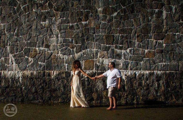 Contador virou 499 dias e uma palinha do nosso Pré Wedding #vemver 6