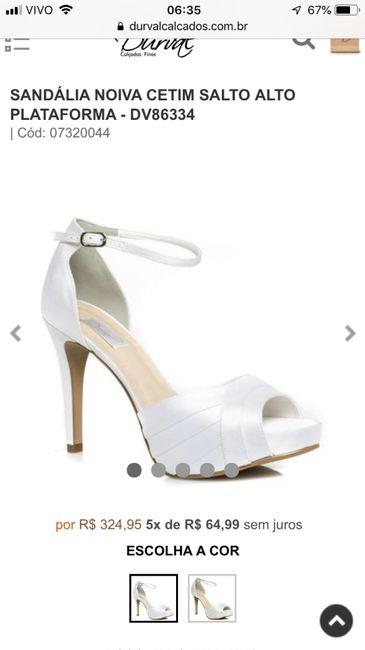 902da3832b Dúvida Cruel ... qual sapato escolher ❣ 3