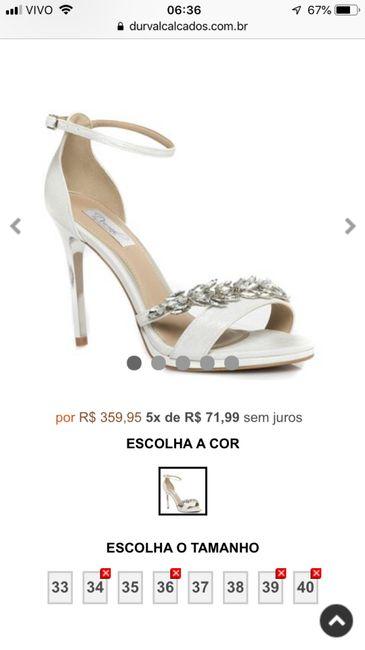 8536423186 Dúvida Cruel ... qual sapato escolher ❣ 4