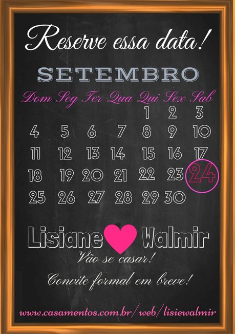 save the date quando quanto socorro