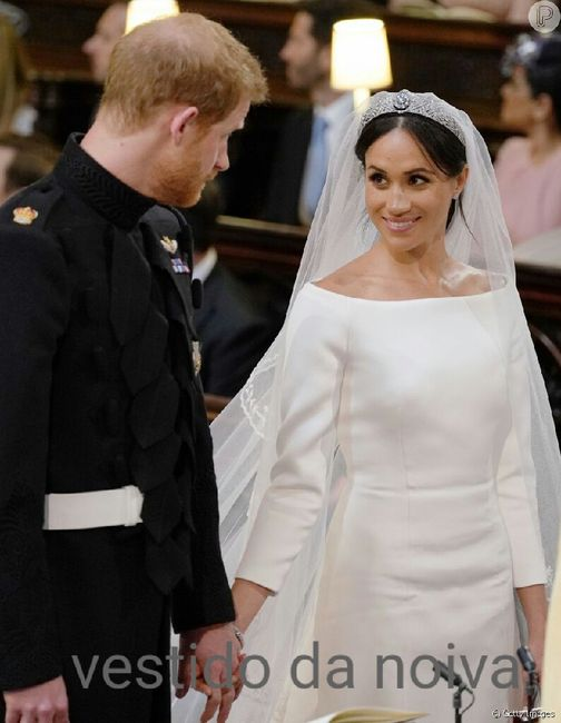Casamento real! 1