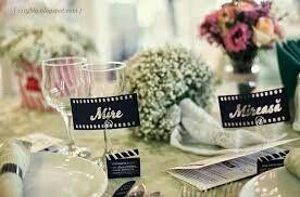 Inspiração casamento com tema cinema - 27