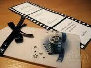 Inspiração casamento com tema cinema - 67