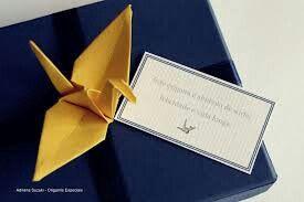Convite azul e amarelo - 9