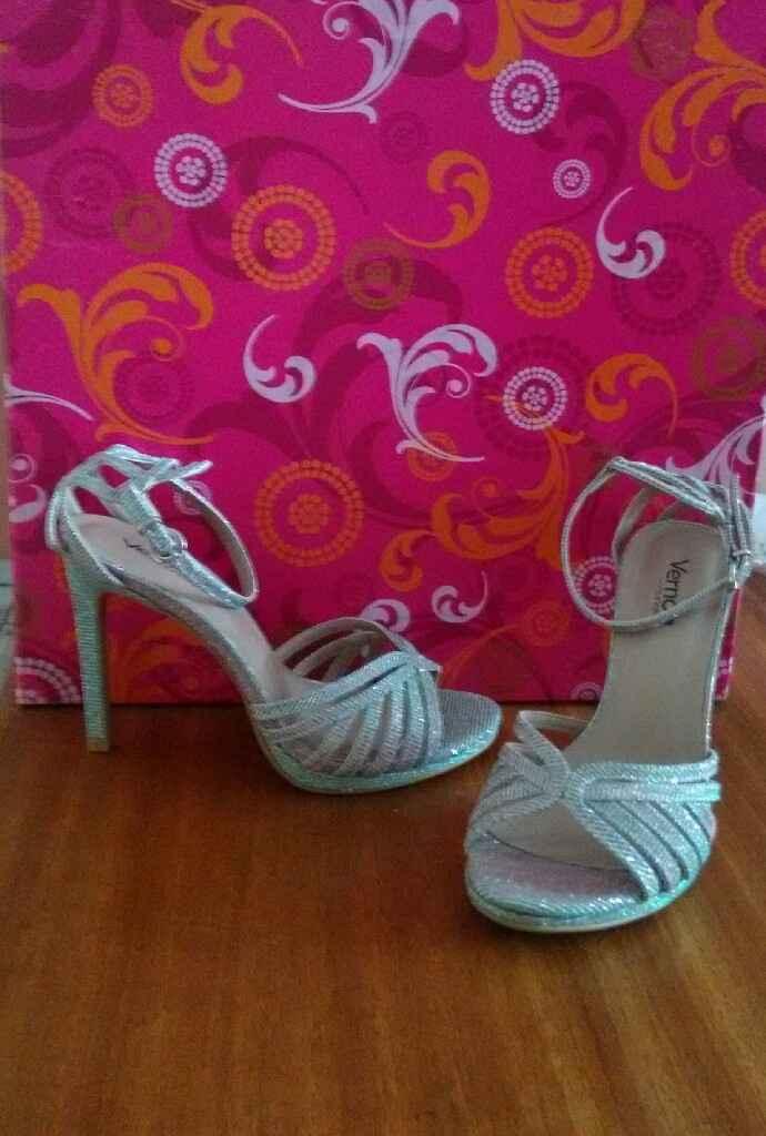 Sapatos de noiva 2017 - Qual você escolhe? - 1