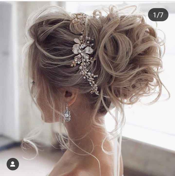 Cabelo da noiva! - 3