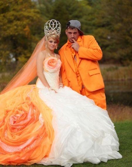Vestido De Noiva Cigano