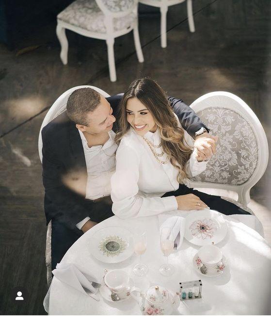 Encantada com o meu pré-wedding 2