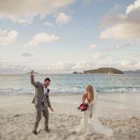 B) Casamento na Praia