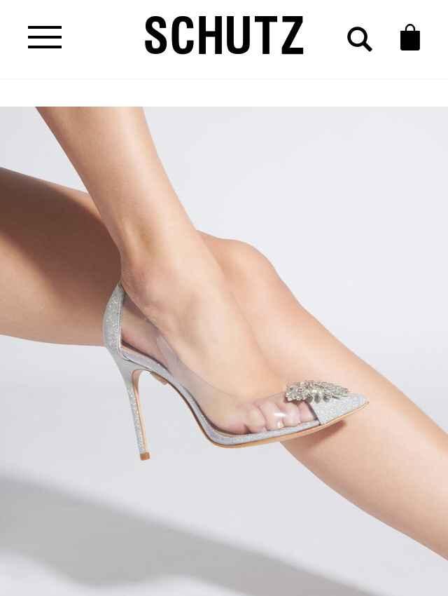 Sapato dos sonhos (schütz) - 1
