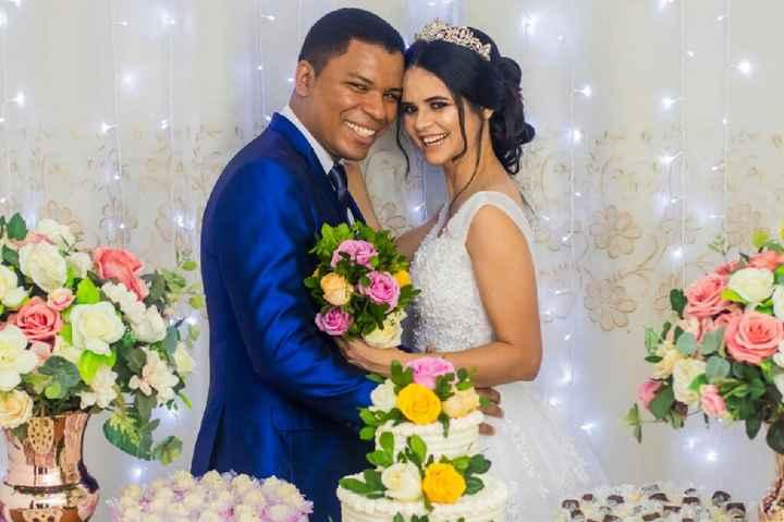 Casamento na quarentena - 2