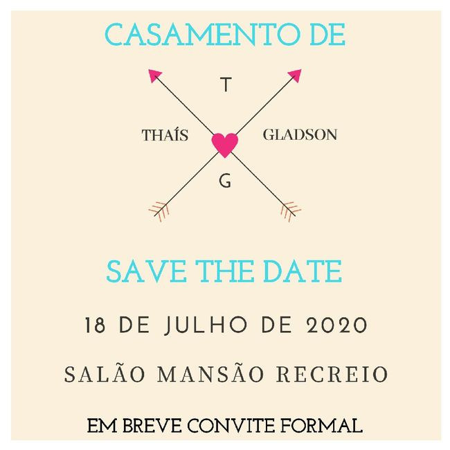 Save the Date!!!! 1