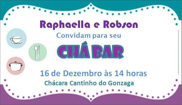 Convites chá-bar 2