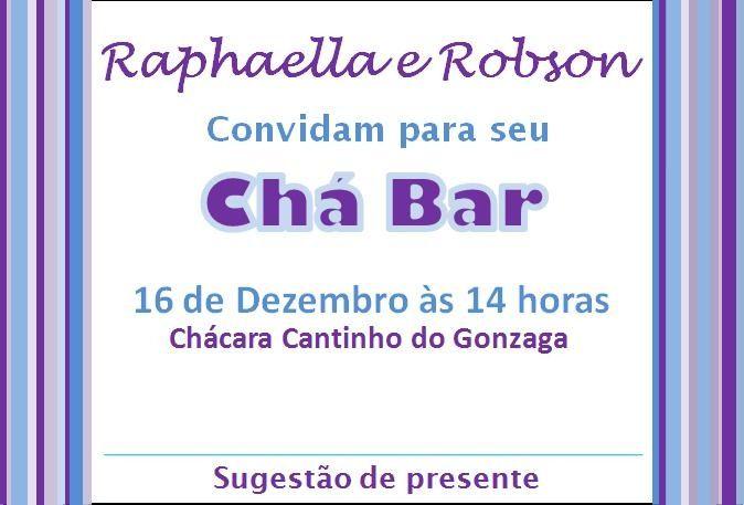 Convites chá-bar 7