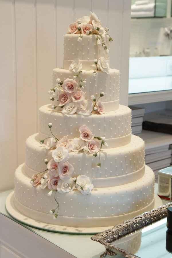 Bolos para Casamento - 3