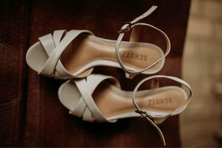 Sapato da Noiva - 1