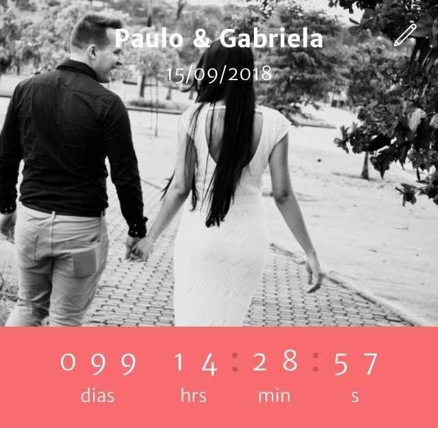 Faltam 99 dias! #resumo dos preparativos 1