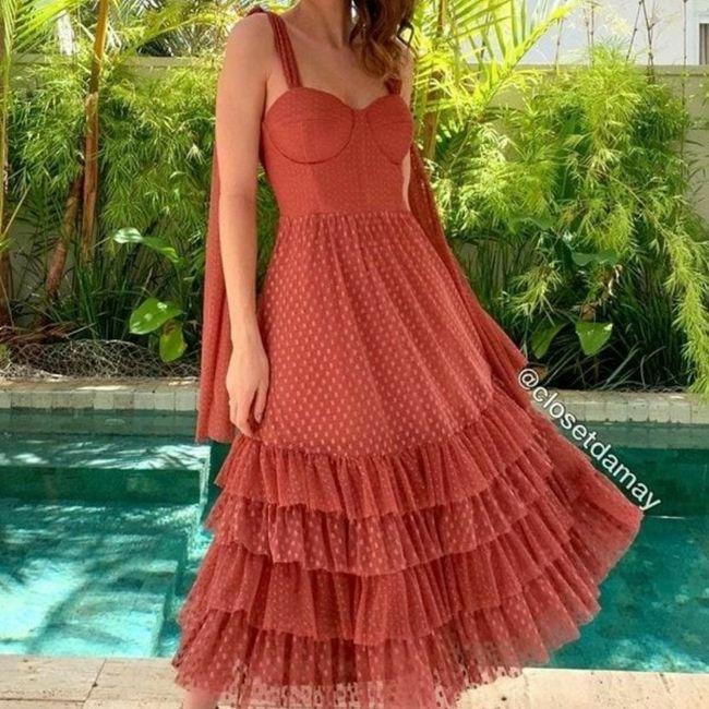 Modelo de vestido - 5
