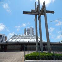 Igreja onde o Papa pregou