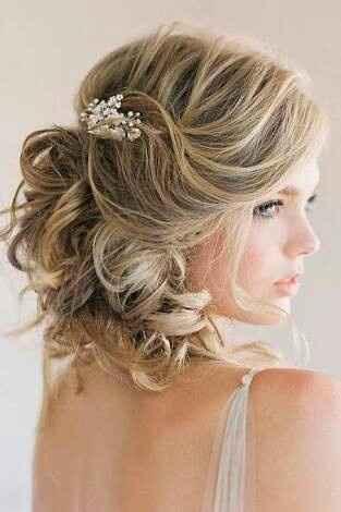 o penteado da noiva (bruna) - 1