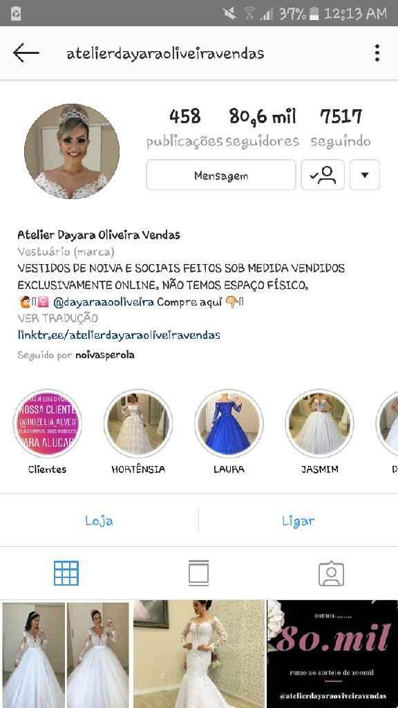 Loja virtual/instagram - 1