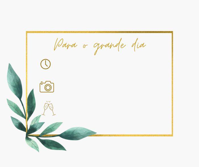 Manual de padrinhos - Faça você mesma ♥ 7