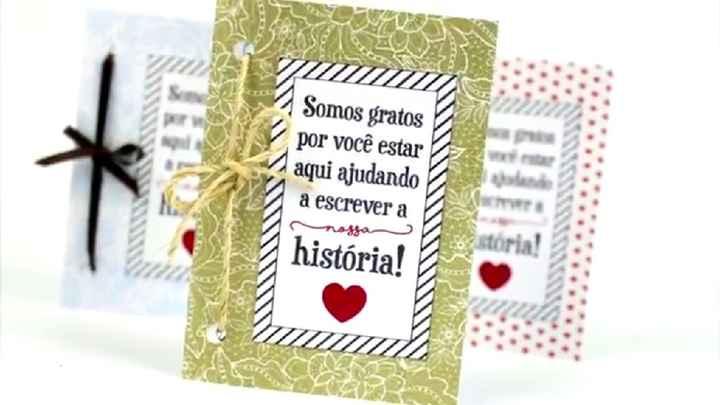 Lembrancinhas!!! - 1