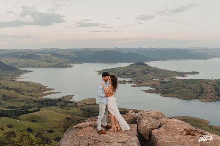 Ensaio fotográfico de pré casamento: feito ao ar livre ou em um estúdio? 3