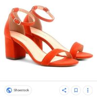Aposta mortal: casar de sapato laranja!!! - 1