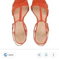 Aposta mortal: casar de sapato laranja!!! - 2
