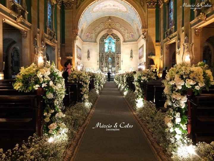 Minha igreja - Santuário Nossa Senhora do Rosário de Fátima - 2