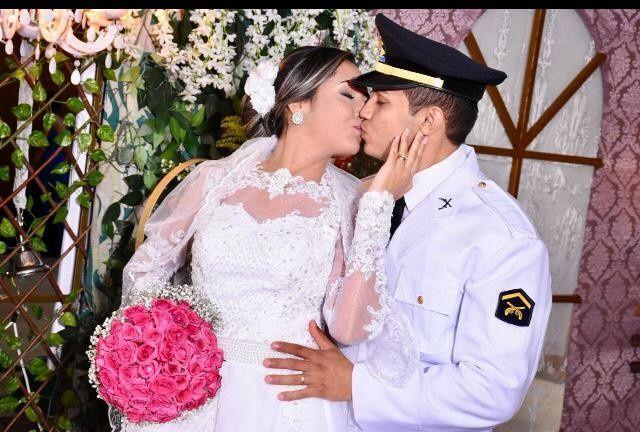Meu casamento foi um sonho 😍😍 1
