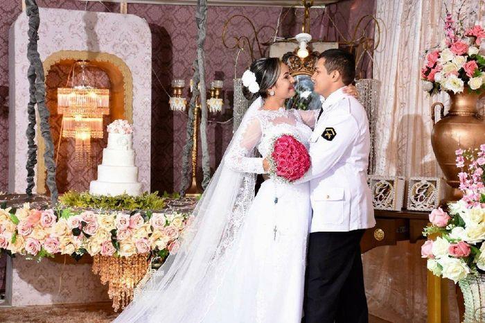 Meu casamento foi um sonho 😍😍 2