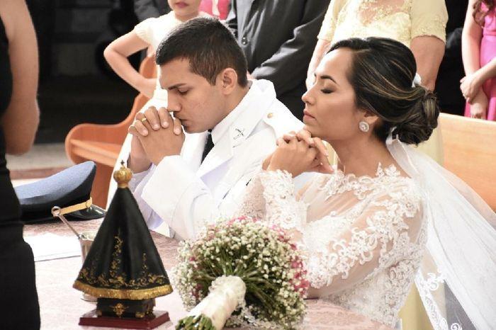 Meu casamento foi um sonho 😍😍 3