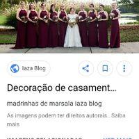 Fiz só pra ajudar uma Bride ❤ - 1